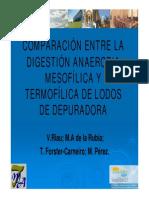 Digestion Mesofilica