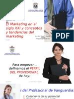 Sesión 01-02, El Marketing en El Siglo XXI