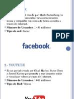 10 Principales Redes Sociales Del Mundo