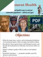 Environmental Health Issues in Elderly
