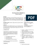 Informe No. 5 Optica Geometrica