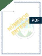 operaciones con operaciones enteros11111