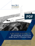 A buyer's guide to Business Aviation Aircraft Financing