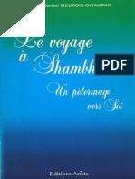 [1986] Le Voyage à Shambhalla - Daniel Meurois