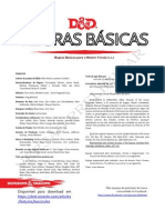 D&D 5e - Regras Básicas Para o Mestre - Versão Preliminar