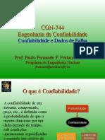 Confiabilidade e Dados de Falha 2011