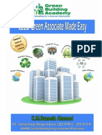 LEED v4 Green Associate Made Easy