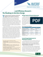 Energy Production and Effi ciency Research – The Roadmap to Net-Zero Energy