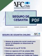 Seguro de Cesantía Chileno