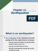 Ch11 Earthquakes