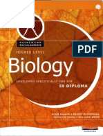 IB Biology HL Text Book