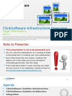 ClickSoftware Infrastructure Overview.pptx