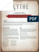 Scythe Prototype rules
