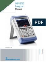 FSH OperatingManual en FW261
