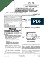 1F85-275 Installation Manual