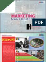 Marketing Management Course Case Map
