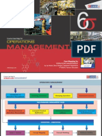 OPERATIONS MANAGEMENT COURSE CASE MAP
