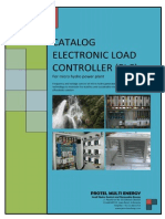 Catalog of ELC for micro hydro power