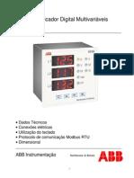 Medidor de energia ABB - IDM96