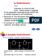 Astable Multivibrator