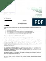 FOI Refusal for IHI Redacted