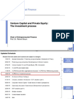 6 VC PE Investment Process