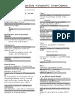 PE Skills Grader Checklist Final-2012-s