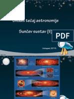 Sunčev sustav astronomija