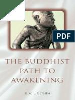 Buddhist Path to Awakening
