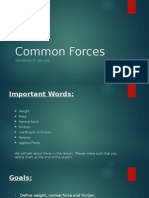 common forces ppt