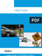 force and friction ppt
