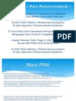 Sang Surya ( Mars Muhammadiyah ).pptx
