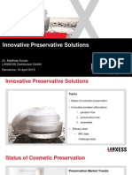 Innovative Preservative Solutions