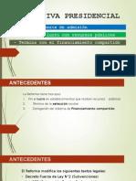 Psicologia Educativa 12 - Reforma Educacional