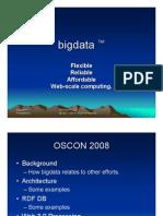 Cloud Computing With Bigdata Presentation