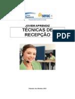 Apostila Técnicas de Recepção-2011
