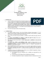 Edital Exames de Admissao a UEM 2016