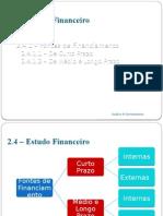 Capitulo II - Elaboração de Projectos - 2.4 e 2.5