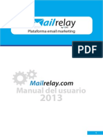 Manual de Usuario (Mailrelay)