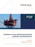 Guidelines on Late Life Decommissioning Inspection and Maintenance Secured