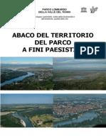 Abaco Del Territorio Del Parco Approvato
