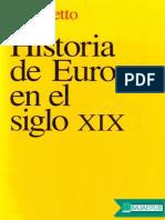 Historia de Europa en El Siglo - Benedetto Croce