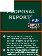 Proposal Report PPT