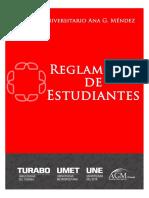 Universidad Ana G. Méndez - Reglamento del Estudiante