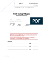 GSM Theory