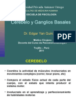 7. Cerebelo y Ganglios Basales Dr. Yan