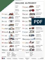 Alfabetul Limbii Engleze-fisa