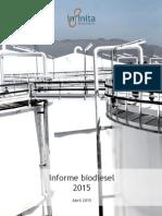 Estudio biodiesel 2015