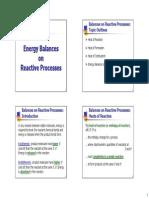 UEMK1113 - 08 Reaction Energy
