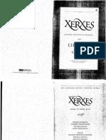 Handel - Xerxes - Wadsworth Translation